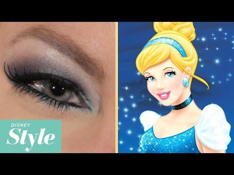 Cinderella Inspired Makeup Tutorial | Disney Style