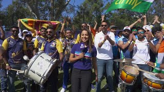 The drum-off | India v Sri Lanka | Women's T20 World Cup