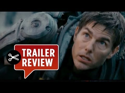 Instant Trailer Review - Edge Of Tomorrow Trailer #1 (2014) - Tom Cruise, Emily Blunt Movie HD