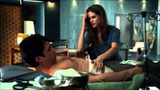 Nikita 2x21 Alex and Sean scenes