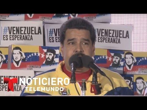 Saqueos a la orden del día en la convulsionada Venezuela | Noticiero | Noticias Telemundo