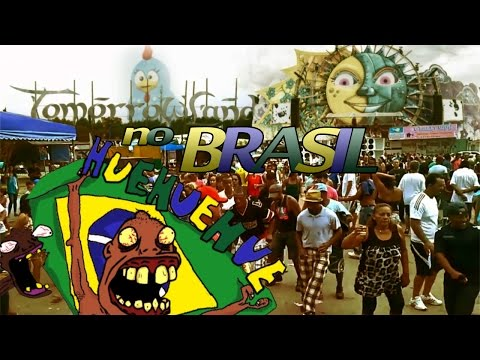 Festival Tomorrowland Brasil - COMEÇOU!