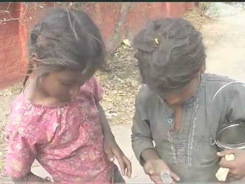 New Delhi Tries to Reduce Child Beggars