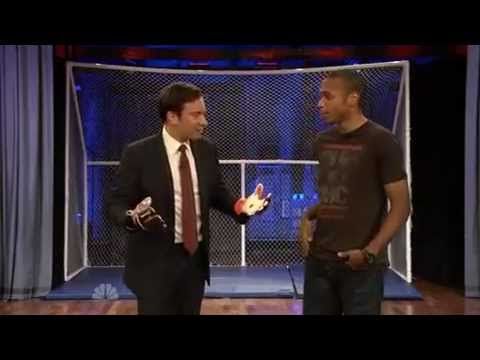 Thierry Henry - Late Night with Jimmy Fallon