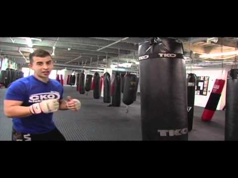 Jab Cross Hook Uppercut Kickboxing Boxing Tips and Tricks Image 1