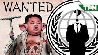 Anonymous Hacks North Korea!
