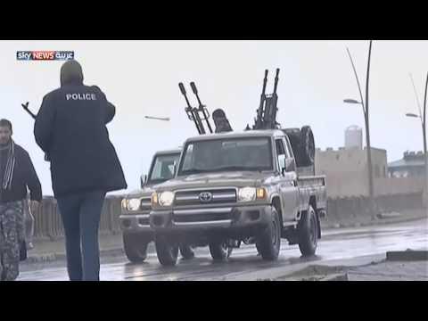 داعش يتبنى استهداف فندق بطرابلس