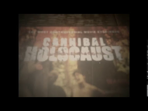 My Cannibal Holocaust DVD Collection Part 1