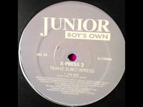 X Press 2 - Tranz Euro Xpress (HQ)