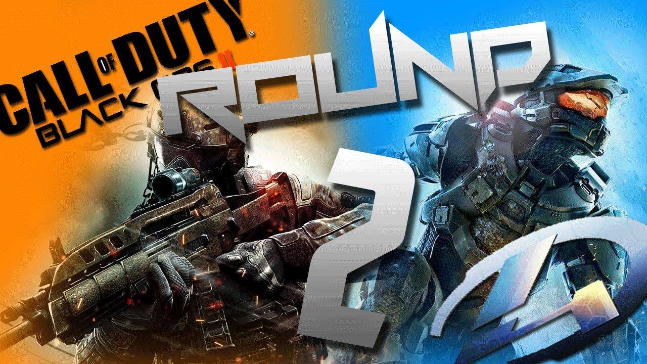Halo 4 vs Black Ops 2