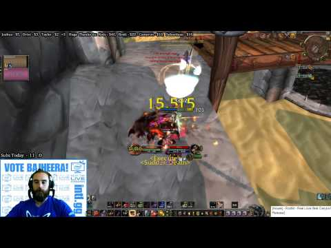 Warlords of Draenor (Beta) - Ok Furys Got Potential - Level...