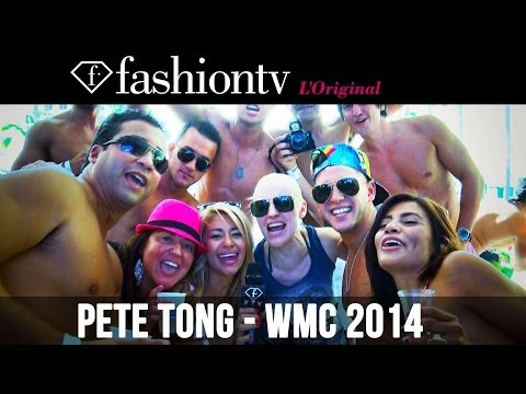 Pete Tong & Friends Pool Party @ Surfcomber WMC 2014 Miami Beach | FashionTV