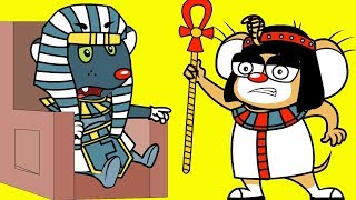 Rat-A-Tat |'Mice Pharaoh (+1 hour funny kids videos)'| Chotoonz Kids Funny Cartoon Videos