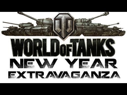 World of Tanks New Year Extravaganza and Competition