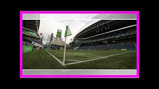 Breaking News | Sports Radio KJR is giving you a chance to play soccer at CenturyLink Field