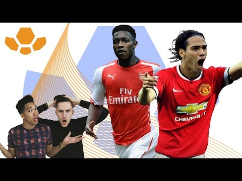 Falcao & Welbeck Deadline Day Madness! | Comments Below