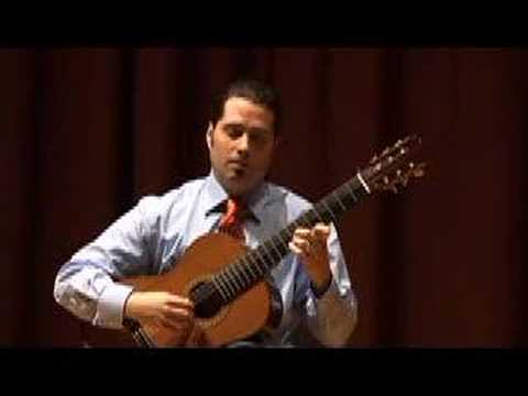 Burgalesa by Moreno-Torroba played by Rob Nelson