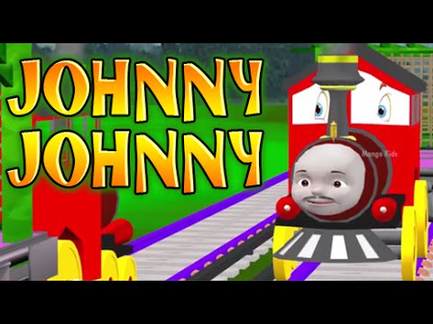 Johnny Johnny Yes Papa | Animation   Nursery Rhyme video