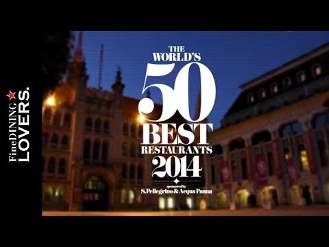 Promo World's 50 Best Restaurants 2014 | Fine Dining Lovers by S.Pellegrino & Acqua Panna