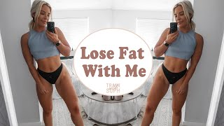 How to lose fat + full day of eating | Diet series - Ep 1
