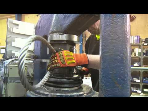 The Lifting Knowhow S01E06 - Wire Rope Fittings Mechanically Spliced
