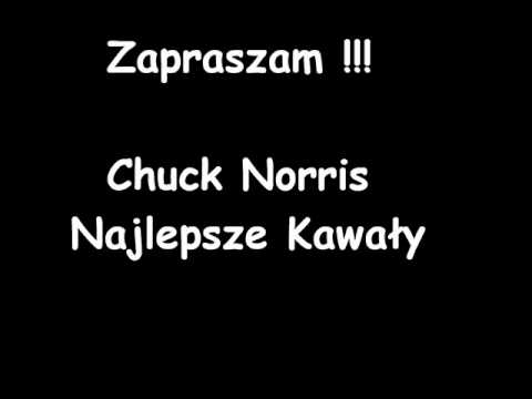 Chuck Norris - Najlepsze Kawały