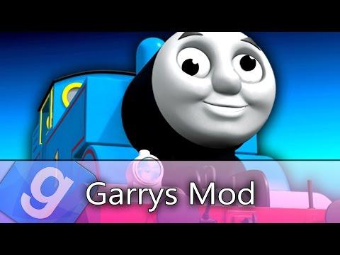 Thomas the Tank Engine! // Gmod Trains Mod (Garry's Mod Multiplayer)