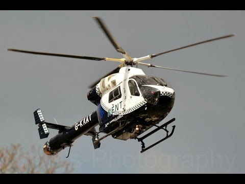 MD-902 Explorer Helicopter | Kent Air Ambulance Takeoff