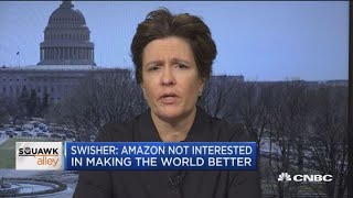 Kara Swisher: Amazon wanted the path of least resistance
