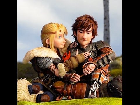 Hiccup and Astrid Hero