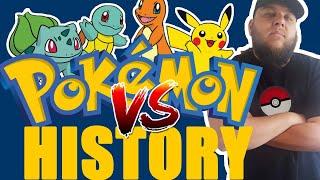 The Inspirations of Pokémon! - Motion VS History # 10