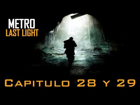 Metro Last Light Gameplay Walkthrough - Parte 17 (Xbox 360/PS3/PC) HD