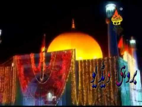 Mehndi Sohne Laal Di   New Album Shaman Ali  2012  Brohi Video Hd video