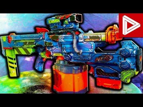 Top 10 Best Nerf Gun Mods