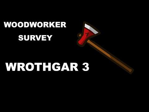 Wonderful ESO Woodworker Survey Wrothgar II - YouTube