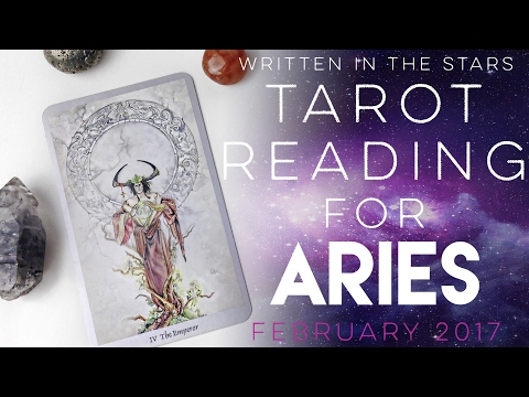 W.I.T.S. Tarot Reading for Aries - February 2017