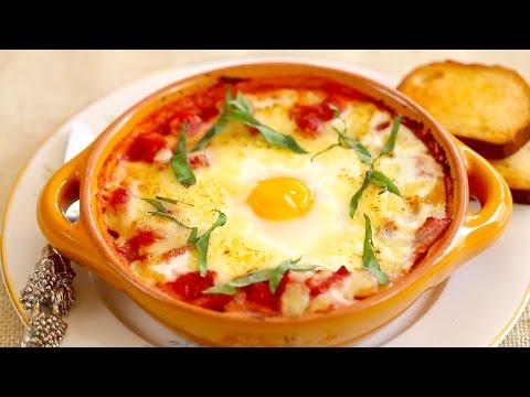 Italian Baked Eggs (Mother's Day Brunch Recipe) - Gemma's Bold Baking Breakfast Episode 3