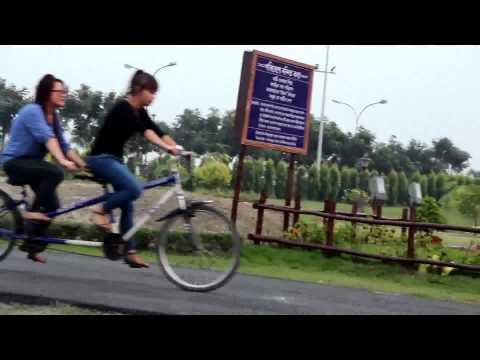 Making Of Kolkata Mizo Students' Music Video  Kan Ding ( Zoram Tan) video