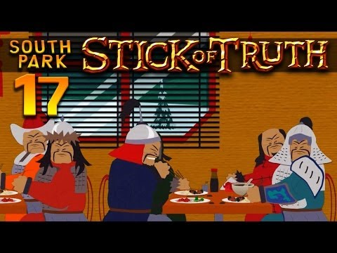 SOUTH PARK: STAB DER WAHRHEIT [HD+] #017 - Mongolenloide ★ Let's Play Stick of Truth