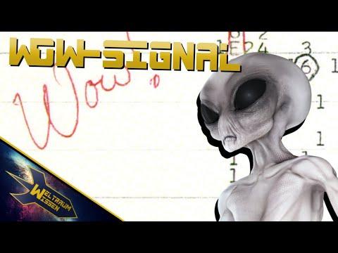 Was ist das Wow!-Signal? - Weltraum-Wissen von Astro-Comics TV