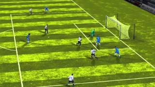 FIFA 14 iPhone/iPad - Manchester City vs. Chelsea
