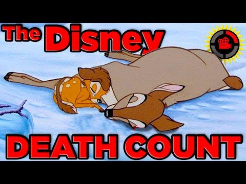 Film Theory: What is Disney's Body Count?