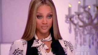 Celia Stands Up To Tyra HQ - America's Next Top Cycle 12 Episode 4
