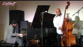 MyWayStory: Christian McBride Trio - The Shade Of The Cedar Tree