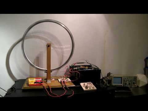 John Bedini's Monopole Motor Mechanical Oscillator: Radiant Energy Charging - Part One Video