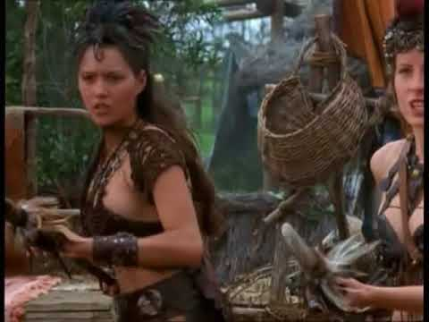 Xena vs. Gabrielle - Kill Bill Parody