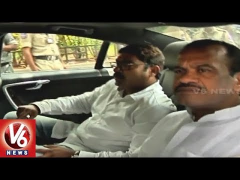 Komatireddy & Sampath Kumar Case: High Court Issues Show-cause Notice To TS Speaker | V6