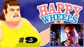 Happy Wheels #9 Krwiste (łami)główki (Roj-Playing Games!)