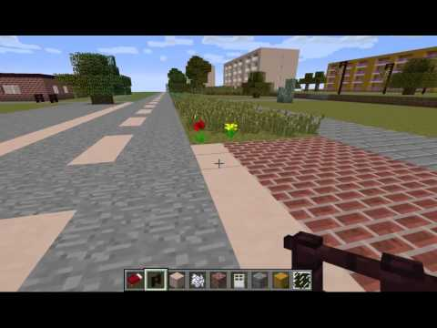 Mettenhof 3D Minecraft part 2