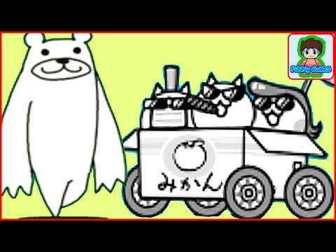 The Battle Cats игра как мультик ударный отряд котят от фаника 12